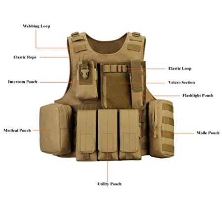 ArcEnCiel Tactical Vest Review