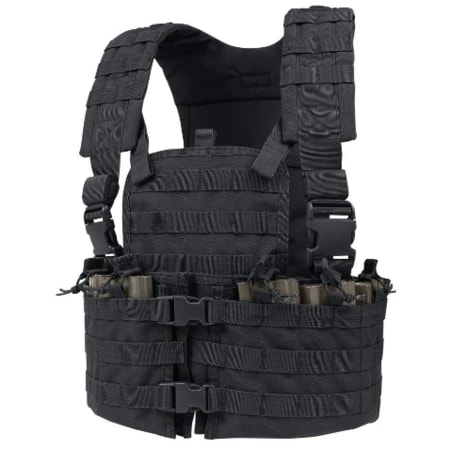 Best Quick Release Plate Carrier Under 50 Black by CONDOR Modular