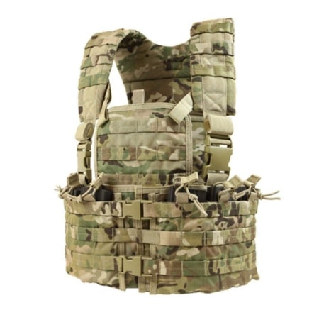 Best Tactical Vest with Multicam Feature Condor Outdoor Vest Reviews