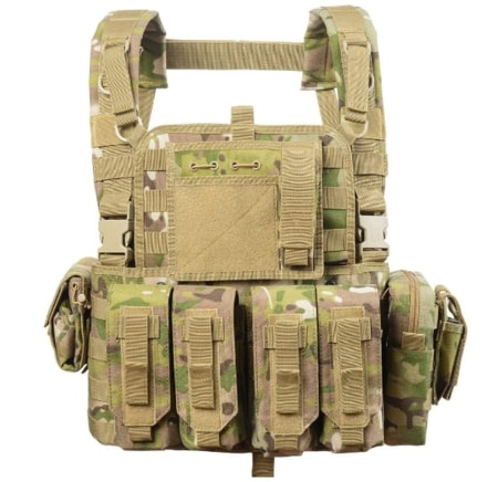 vAv YAKEDA Plate Carrier Review