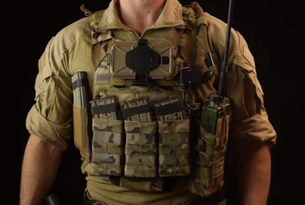 Perfect size of Plate Carrier and fitting