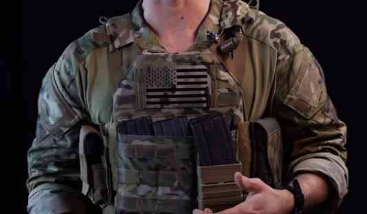 how to protect body from bullets using plate carrier