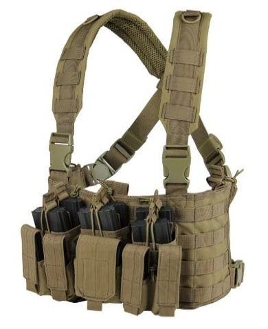 CONDOR Recon Chest Rig Review 2019