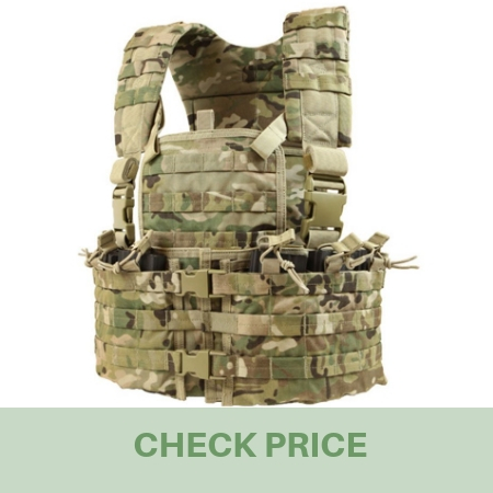 Condor XL Plate Carrier Review