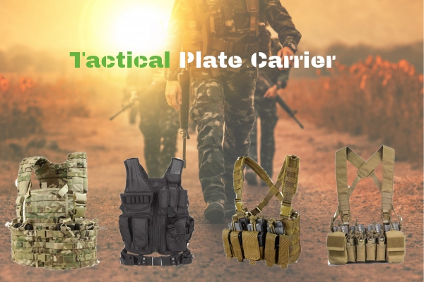 Best Tactical Plate Carrier Vest For Hunting and Paintball Reviews 2019