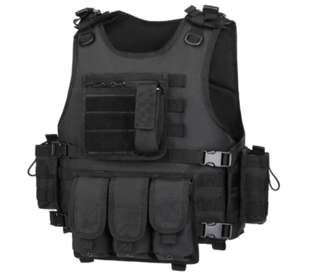 Plate carrier GZ XIN XING Black