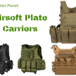 Best Airsoft Plate Carrier - Chest Rigs/Body Armor for Airsoft