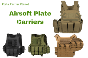 Airsoft Plate Carrier bulletproof Vests Chest Rings Reviews