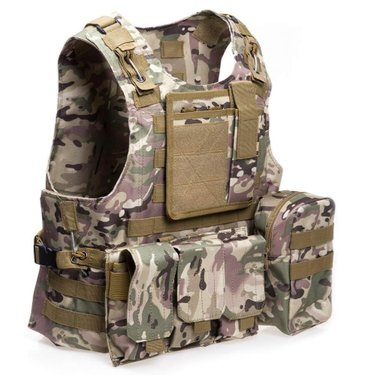 ATAIRSOFT Molle Tactical Airsoft Paintball Vest