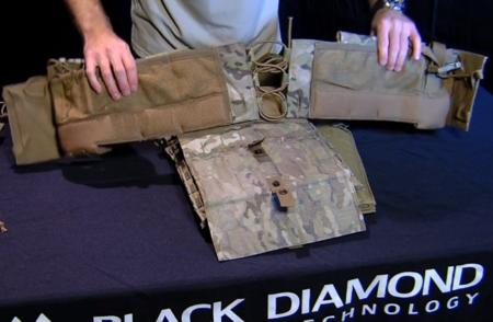 Cummerbunds for tactical bulletproof vest plate carrier