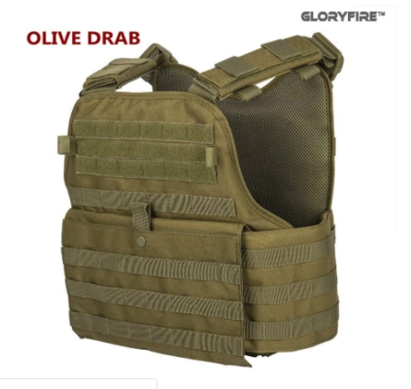 gloryfire tactical vest review