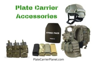 Accessories for Tactical PLate Carrier VEST