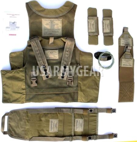 sds bae ranger releasable vest system