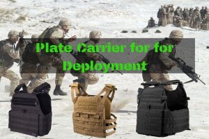 Plate Carriers for for Deployment