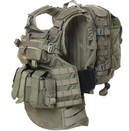 Bag Backpacks For Bulletproof Vest