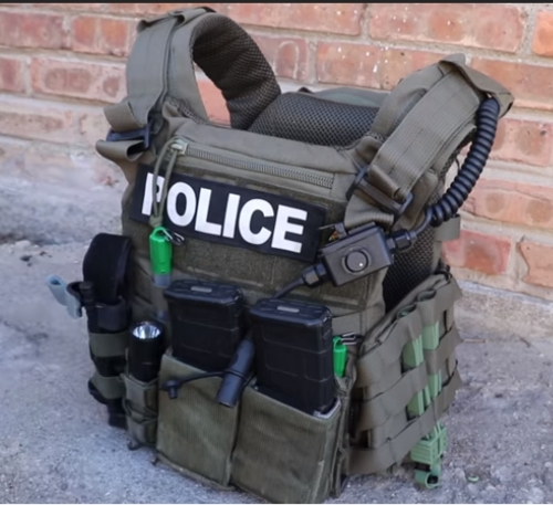 Tactical vest or Plate carrier