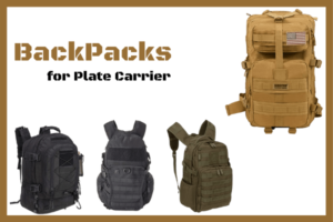 Tactical best backpack for plate carrier