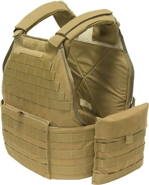 Marine Corps Scalable Plate Carrier