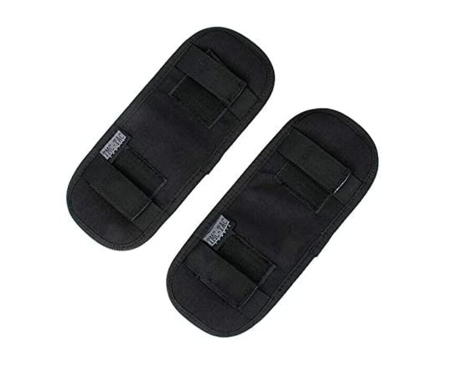Pads Set Cushion Shoulder black