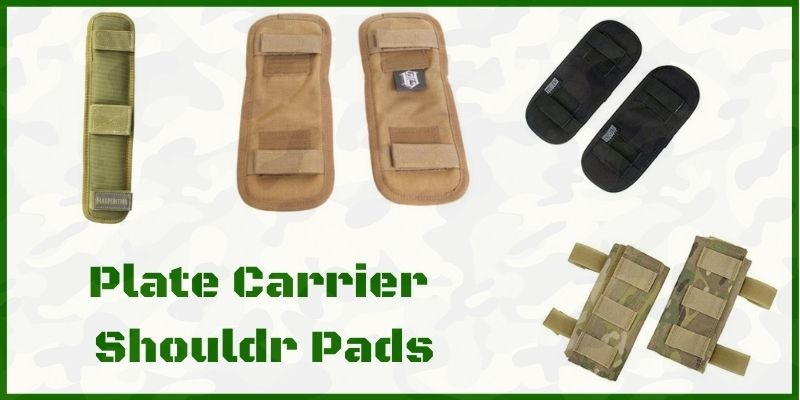 Best Shoulder Pads for Plate Carriers