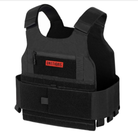 Roll over image to zoom in OneTigris Low Profile Tactical Vest