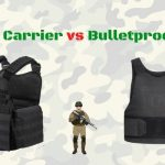 Plate Carrier vs Bulletproof Vest: What's the difference?