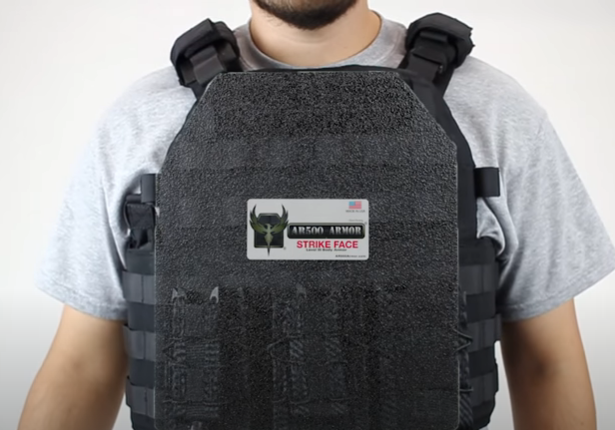 where should be plates on plate carrier
