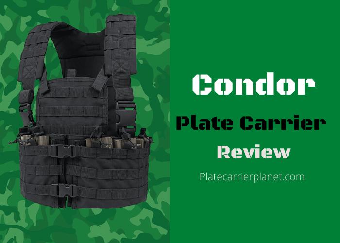 Condor Plate carrier reviews
