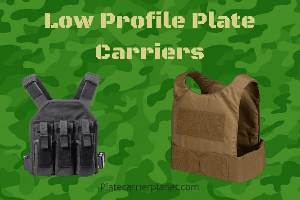 best low pro plate carrier