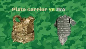 IBA vs plate carrier