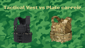 Tactical vs plate carrier difference