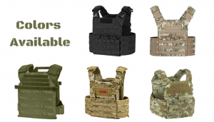 Best colors for plate carrier